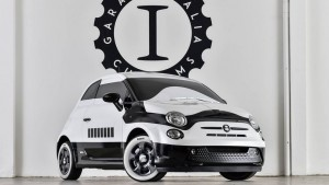 Fiat 500 Star Wars Garage Italia Customs [FOTO]