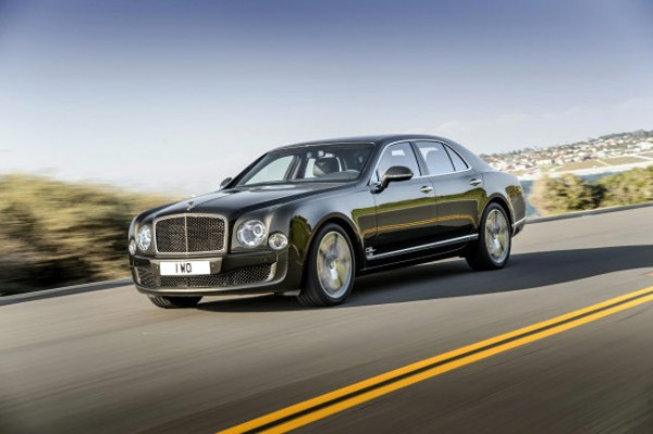 Bentley Mulsanne Speed, la berlina con prestazioni da sportiva