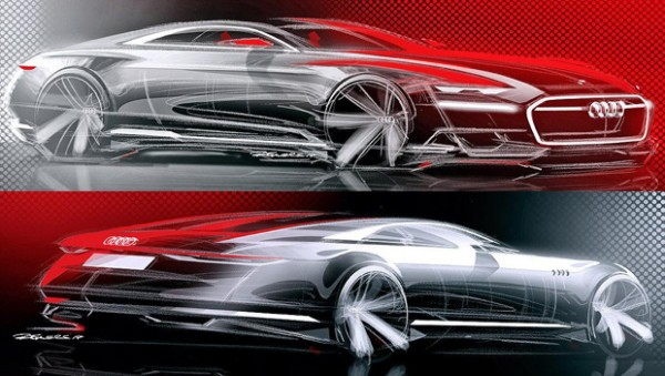 Audi Prologue concept, in arrivo al Salone di Los Angeles