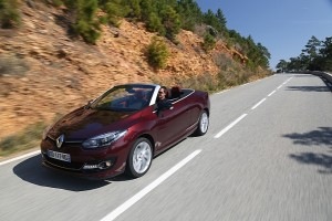 Renault Mégane Coupé-Cabriolet all'insegna del restyling