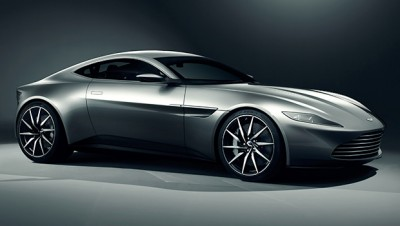 Aston Martin DB10, l'ultima di James Bond
