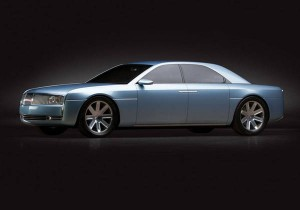 Lincoln Continental, all'asta una concept mai industrializzata
