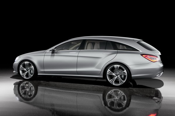 Mercedes CLA Shooting Brake, la nuova wagon derivata dalla CLA berlina
