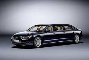 Audi A8 L Extended si trasforma in limousine [FOTO]