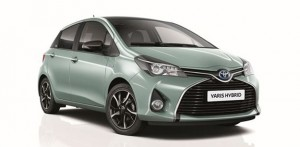 Toyota Yaris Hybrid by Glamour, la city car ibrida pensata per le donne