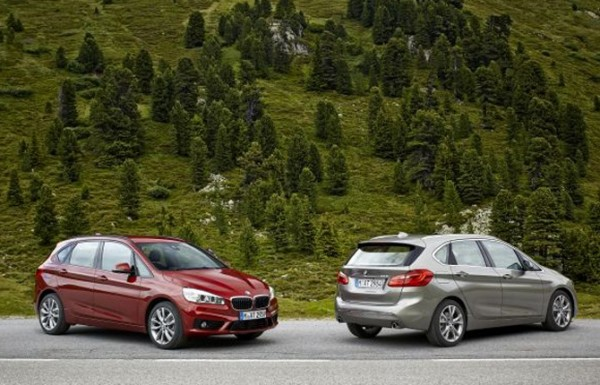 Nuova Serie 2 Active Tourer, una nuova BMW all'appello