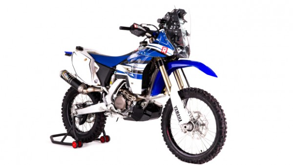 Yamaha WR 450 Rally, arriva la versione definitiva