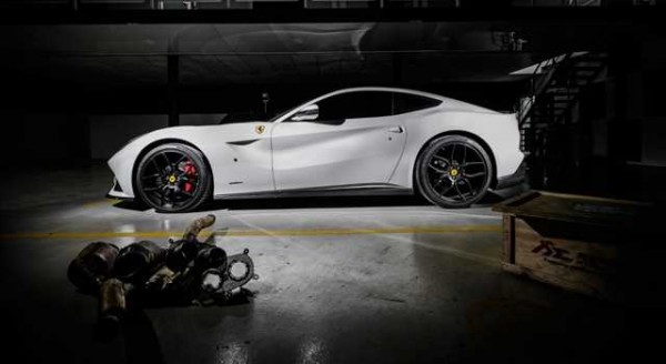 Ferrari F12 Berlinetta, il tuning di PP-Performance