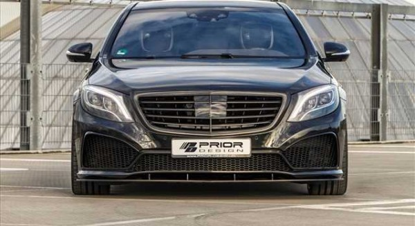 Mercedes Classe S PD800S, il tuning di Prior-Design